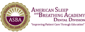 American Sleep & Breathing Academy Dental Division logo