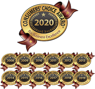 Consumers' Choice Award 2019 Logo