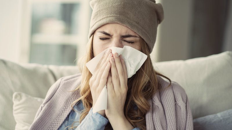 Cold and flu season
